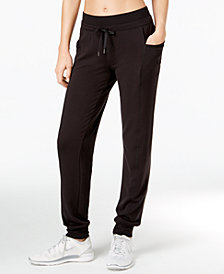 Ideology Lightweight Jogger Pants, Created for Macy's
