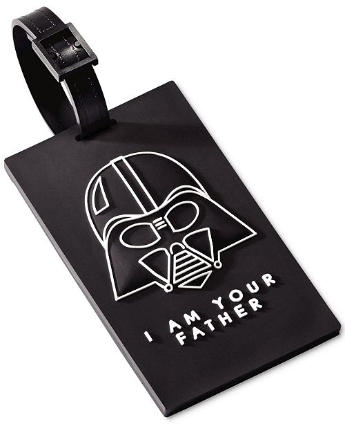 American Tourister Star Wars Darth Vader ID Tag by American Tourister