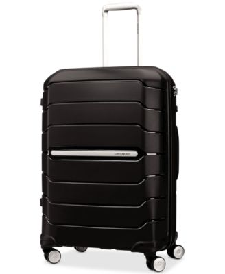"Image of Samsonite Freeform 24"" Expandable Hardside Spinner Suitcase"