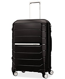 """Freeform 24"""" Expandable Hardside Spinner Suitcase"""