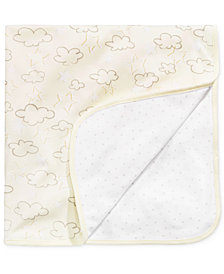 First Impressions Clouds & Stars Blanket, Baby Boys & Girls, Created for Macy's