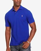 Polo Ralph Lauren Men s Classic-Fit Mesh Polo d4c3db96a2f