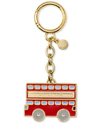 MICHAEL Michael Kors Double Decker Bus Key Charm