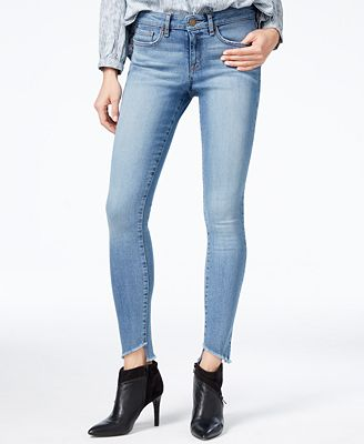 WILLIAM RAST The Perfect Raw-Hem Skinny Jeans - Jeans - Women - Macy's
