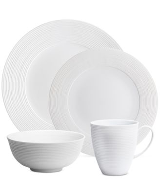 Wheat Dinnerware Collection 4-Piece Place Setting