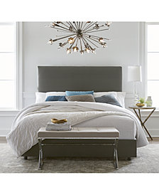 Irene Upholstered Headboards, Quick Ship, Created for Macy's