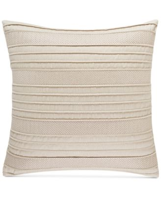 """CLOSEOUT!  Ogee 18"""" Square Decorative Pillow, Created for Macy's"""