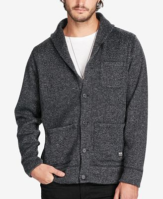 Denim & Supply Ralph Lauren Men's Herringbone Fleece Cardigan ...