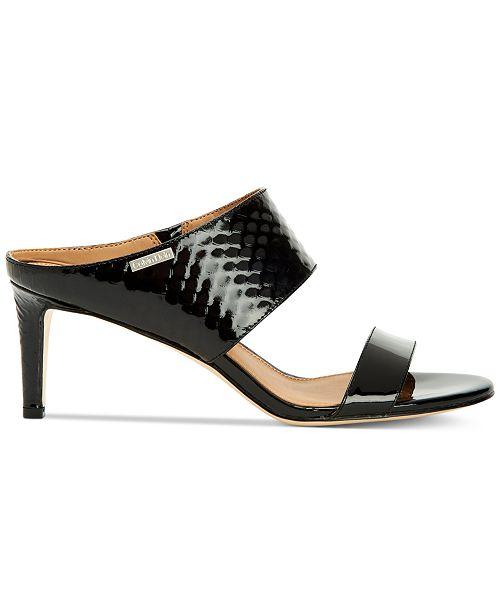 a4bf1241dc0a ... Calvin Klein Women s Cecily Dress Sandals