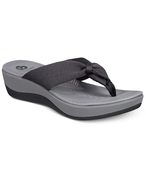 50789d197a7e Clarks Collections Women s Arla Glison Flip-Flops  Clarks Collections  Women s Arla Glison Flip- ...