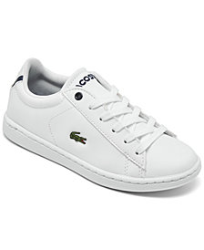 Lacoste Little Boys' Carnaby EVO Casual Sneakers from Finish Line