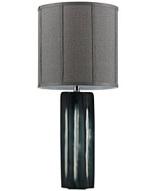 Madison Park Signature Star Glass Table Lamp