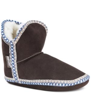 Muk Luks Amira Bootie Slippers