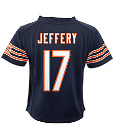Nike Babies' Alshon Jeffery Chicago Bears Game Jersey