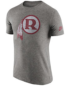 Nike Men's Washington Redskins Historic Logo T-Shirt