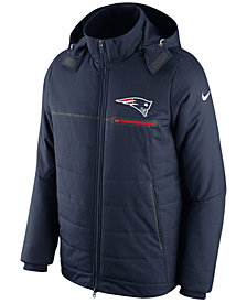 Nike Men's New England Patriots Sideline Jacket