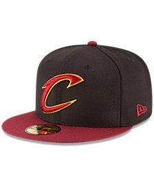 New Era Cleveland Cavaliers 2 Tone Team 59FIFTY Cap