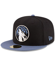 New Era Minnesota Timberwolves 2 Tone Team 59FIFTY Cap