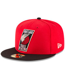 New Era Portland Trail Blazers 2 Tone Team 59FIFTY Cap