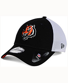 New Era Cincinnati Bengals Neo Builder 39THIRTY Cap