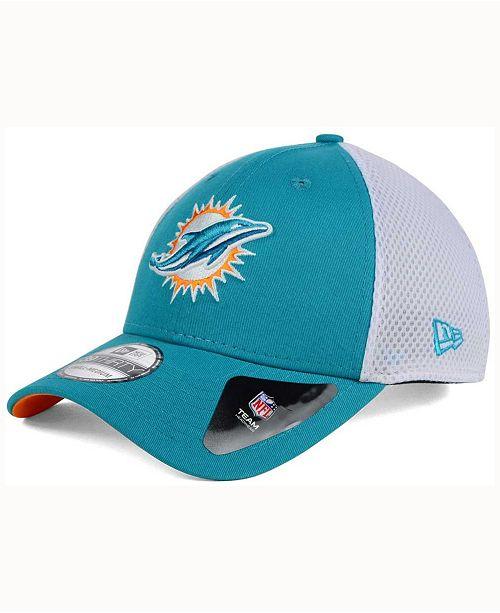 New Era Miami Dolphins Neo Builder 39THIRTY Cap