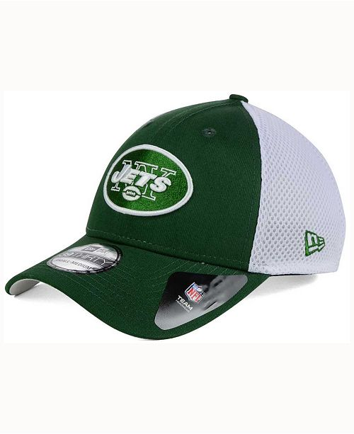 New Era New York Jets Neo Builder 39THIRTY Cap - Sports Fan Shop By ... 0ddb69a48