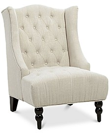 Fabyan High Back Wing Chair