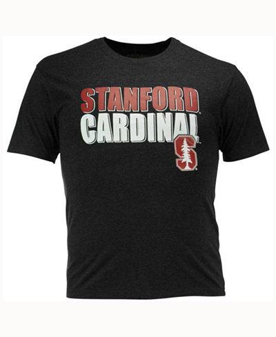 Colosseum Men's Stanford Cardinal Wordmark Stack T-Shirt