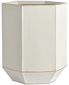 Kassatex St. Honore Wastebasket