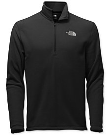The North Face Men's TKA Glacier 1/4 Zip Fleece