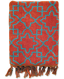 "Dena Home Kaiya 11"" x 18"" Fingertip Towel"