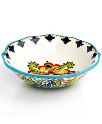 Espana Bocca Inidual Pasta Bowl  sc 1 st  Macy\u0027s & Espana Bocca Inidual Pasta Bowl - Dinnerware - Dining ...