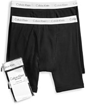 e6d9698476cb Calvin Klein Men's Big & Tall Classic 2-Pack Boxer Briefs