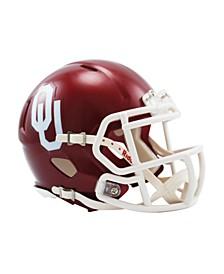 Oklahoma Sooners Speed Mini Helmet