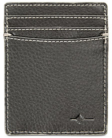 Buxton Men's RFID Wallet & Universal Power Bank