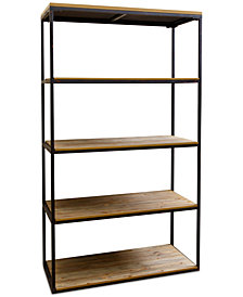 Windon Large Bookcase, Quick Ship
