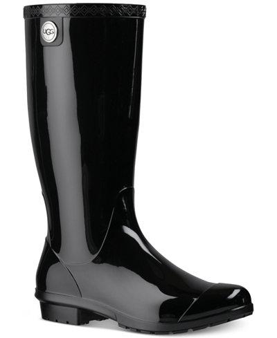 UGG® Shaye Tall Rain Boots