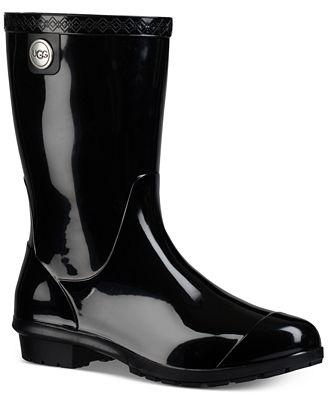 UGG Sienna mid calf rain boots