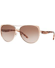 Michael Kors SADIE 1 Sunglasses, MK1005