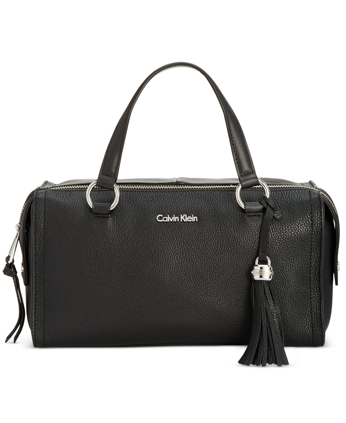 90d755dd3875 Calvin Klein Pebble Duffel at Macy s (now reduced to  102.60)