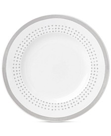 Charlotte Street East Grey Collection Accent Plate