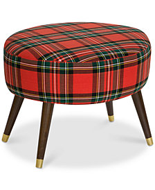 Karlen Ottoman Holiday Collection, Quick Ship