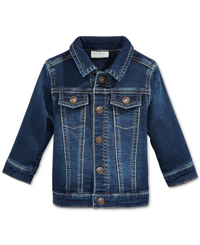 First Impressions Denim Jacket, Baby Boys (0-24 months), Only at Macy's