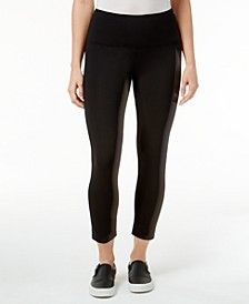 Petite Cropped Yoga Leggings, Created for Macy's
