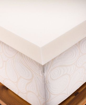 Authentic Comfort Closeout 4 Memory Foam Mattress Toppers