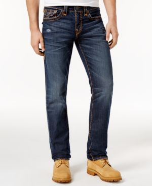 True Religion Men's Super T Geno Slim-Fit Jeans 4331737