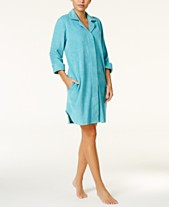 c2b847f1d2 Terry Cloth Robes  Shop Terry Cloth Robes - Macy s