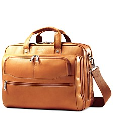 Samsonite Colombian Leather Business Case