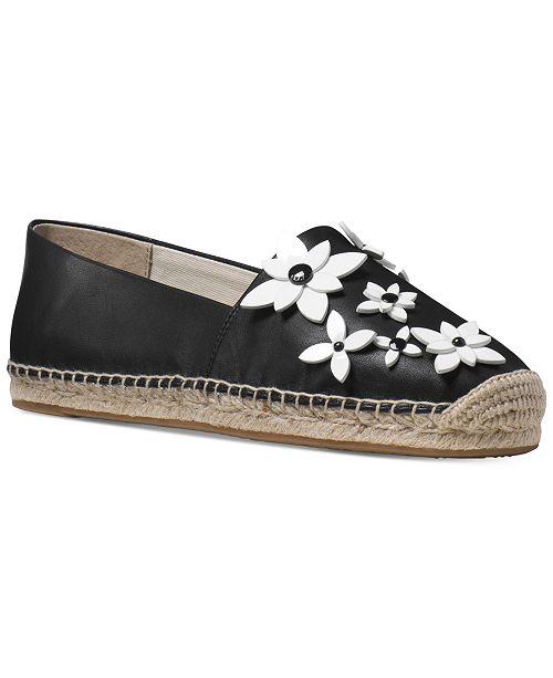 7f63138d80af Michael Kors Lola Espadrille Flats   Reviews - Flats - Shoes - Macy s