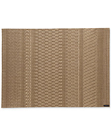 Chilewich Mixed-Weave Luxe Placemat.